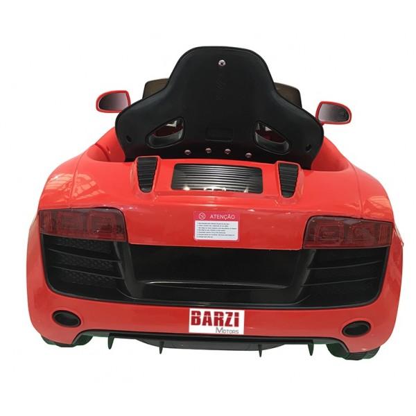 Carro Elétrico Infantil BZ Car com luzes e sons Barzi Motors