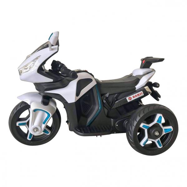 Moto Elétrica Infantil Triciclo Elétrico BZ do Futuro com Música e Luzes BARZI MOTORS