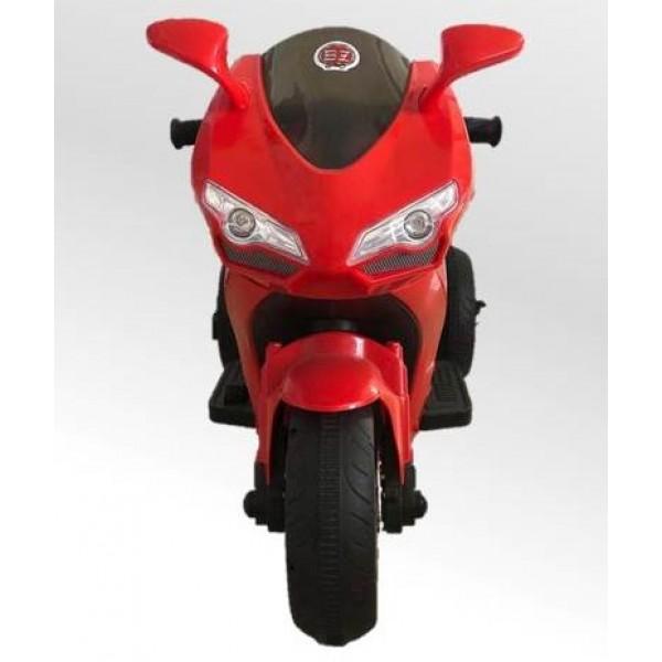 Moto Elétrica Infantil Triciclo Elétrico BZ R6 com Ré, 2 Baterias Músicas e Farol BARZI MOTORS