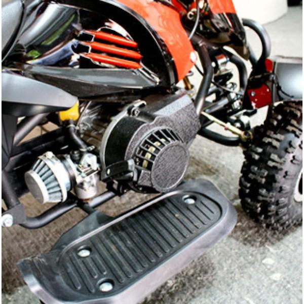 Quadriciclo 49cc BZ Bob partida elétrica 2 tempos Quadriciclos