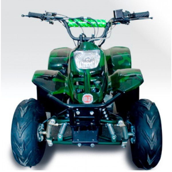Quadriciclo 110cc BZ Flash Barzi Motors Pneus Aro 6'