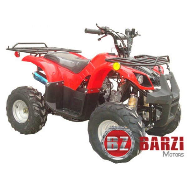 Quadriciclo 125cc BZ Little Bull Barzi Motors Pneus Aro 8'
