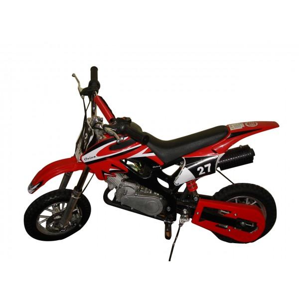 Mini Moto Cross 49cc BZ Vento a gasolina com óleo 2 tempos Mini Motos