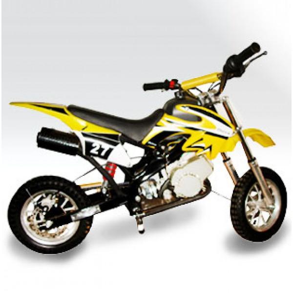 74d3de07f2b Mini Moto Cross 49cc BZ Vento a gasolina com óleo 2 tempos Mini Motos