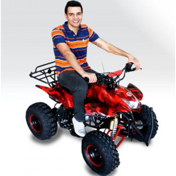 Quadriciclo 125cc BZ Xtreme Barzi Motors Pneus Aro 8' Quadriciclos